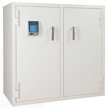 CII Pharmacy Safe w/ESLAudit Lock (2 doors)