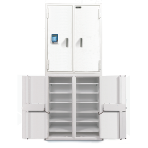 CII Pharmacy Safe w/ESLAudit Lock (4 doors)