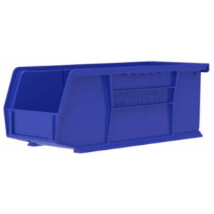 Akro Plastic Storage Bins, 10 7/8 X 4 1/8