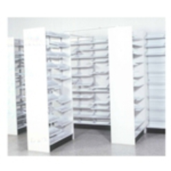 Madix Pharmacy Shelving Information