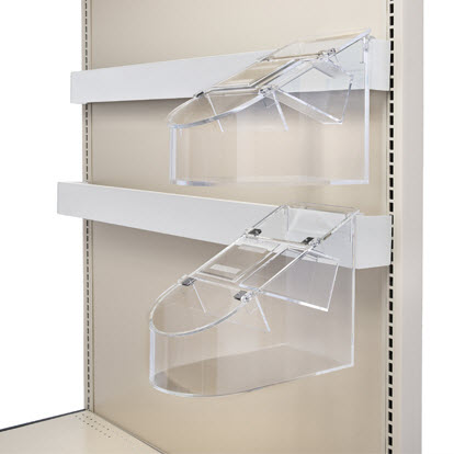 gondola shelving accessories gondola shelving accessories midwest retail services 8249