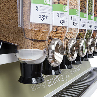 Retail Bulk Food Systems