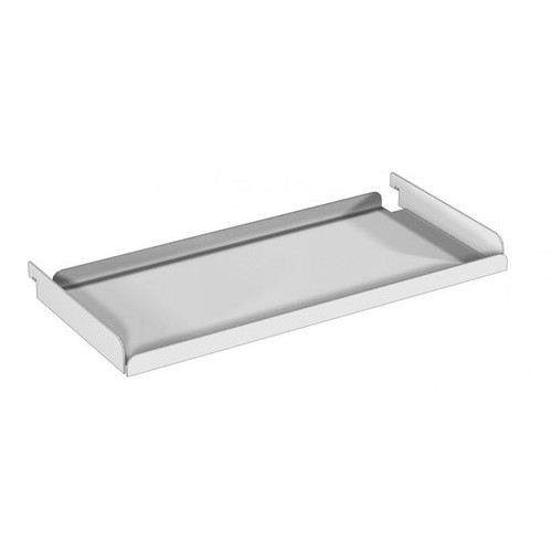 Lozier Flex Rx Shelves, Gray