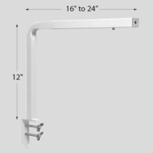 Overhead Extension Arm