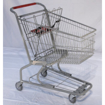 Shopping Carts, Metal