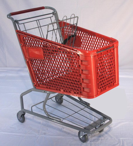 Shopping Carts, Plastic, Small