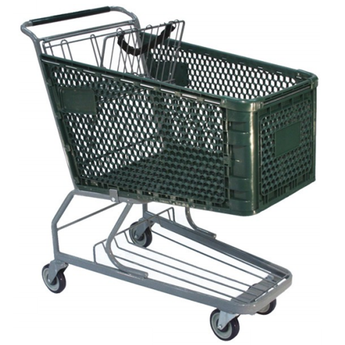 Shopping Carts, Small Plastic Scanner Jr