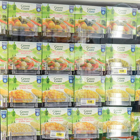 NEXT Frozen Boxed Food Pusher Trays