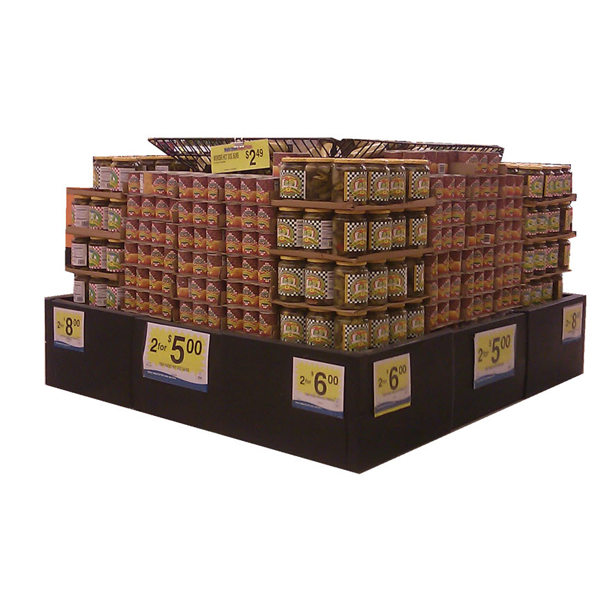 Display Pallets & Guards