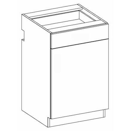 RX13D Combo Drawer Unit  with Door 2-Widths Available