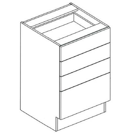 RX17F File / Drawer Accessory Unit 2-Widths Available