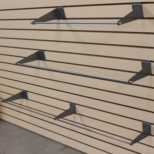 Pharmacy Display Rod Kits for Slatwall