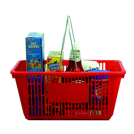 Regular Shopping Baskets