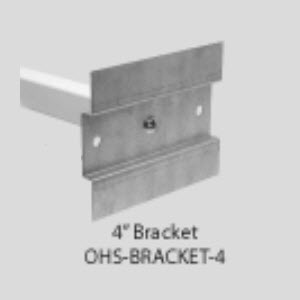 Flat Sign Attachment Brackets