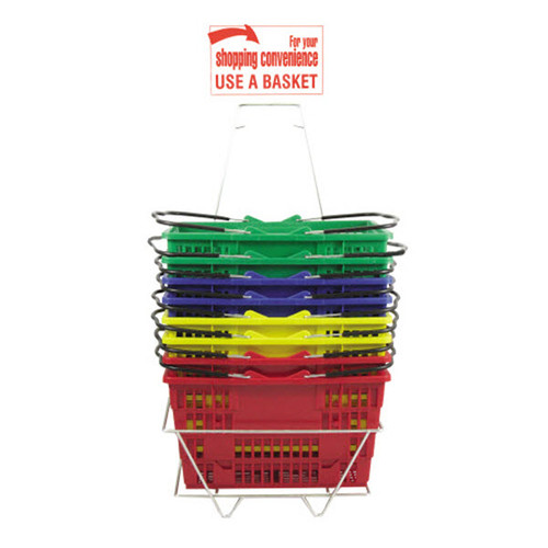Large Shopping Basket Set