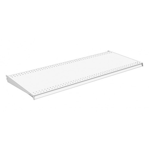 "36"" Lozier Upper Shelves, Charcoal"