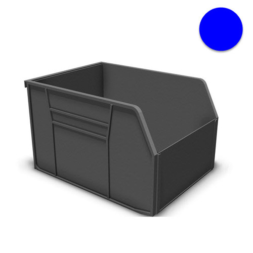 Uniweb Storage Bins, Blue