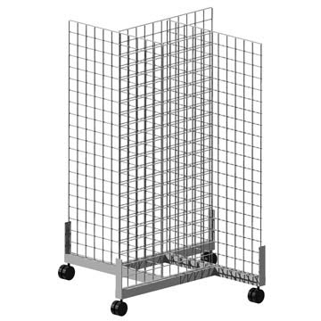 Wire Grid 4-Way Displayer