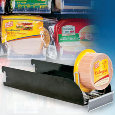 Bologna Pusher Trays, Bar Mount