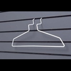 Slatwall Wire Clothes Hanger