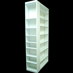 Boni Pharmacy Rx Bottle Bay End Cap