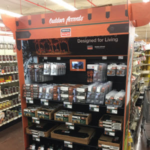 Customized Store Fixtures and Display Accessories