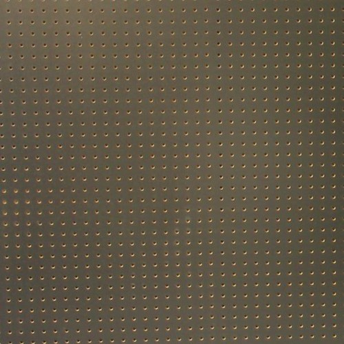 Streater Pegboard Back Panel, Black