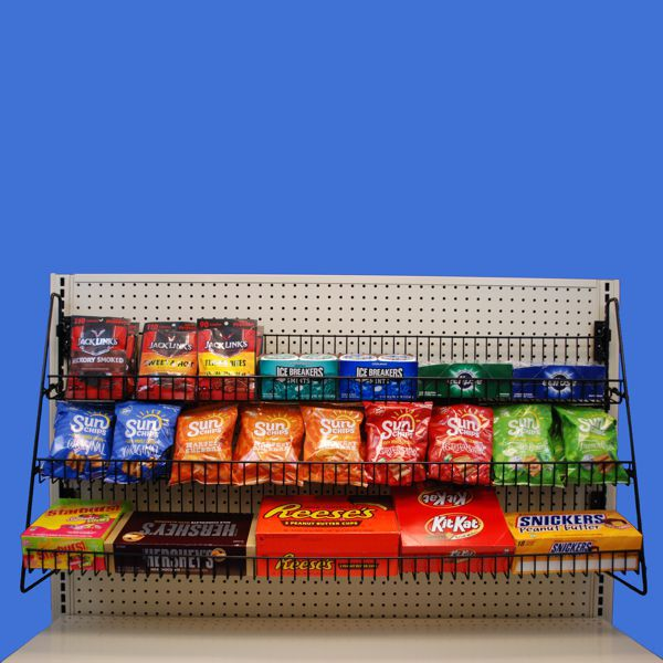 Wire Candy Rack Displays